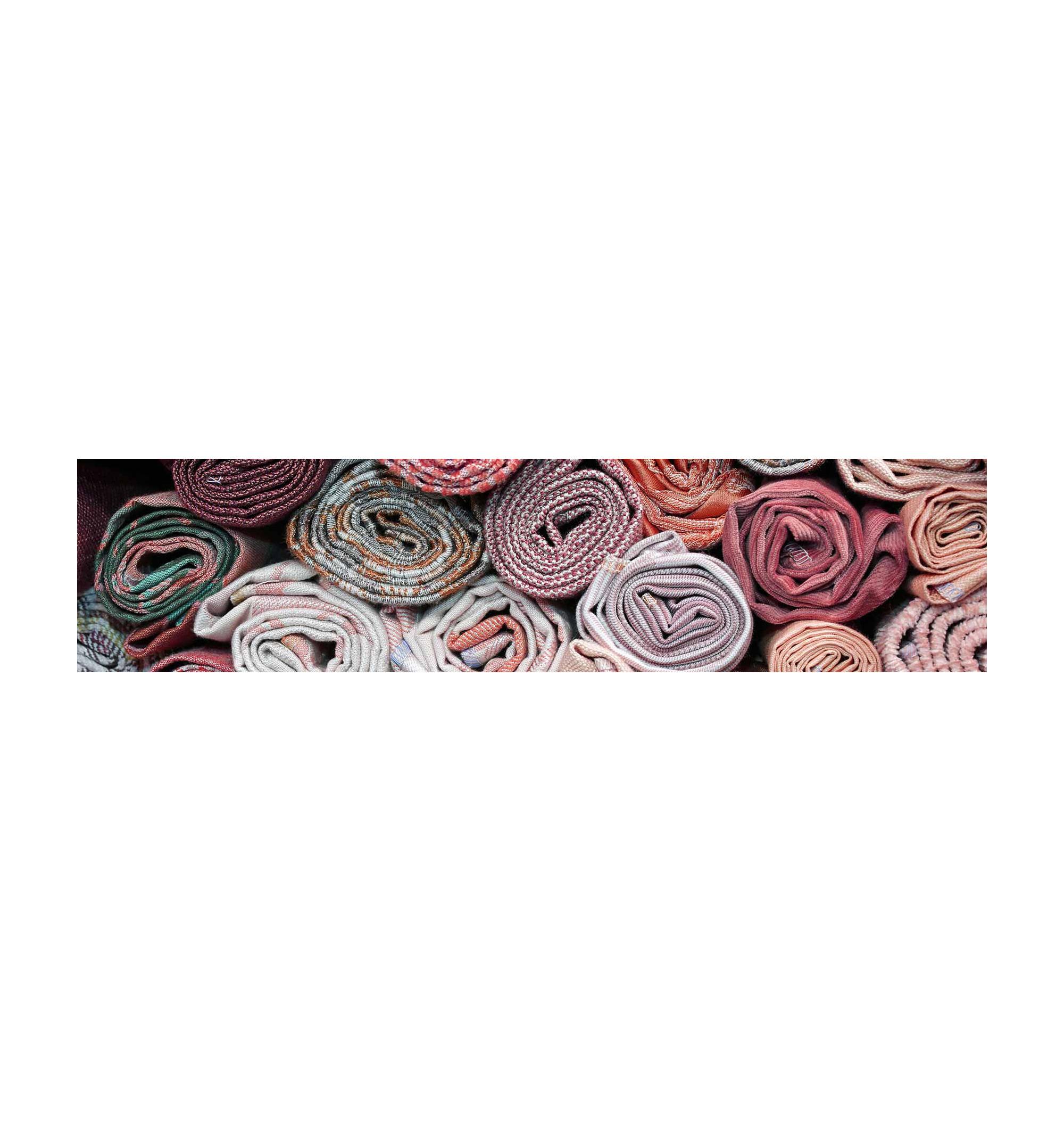 Tissu synthétique : crêpe de polyester, lyocell - Au Fil de Léontine