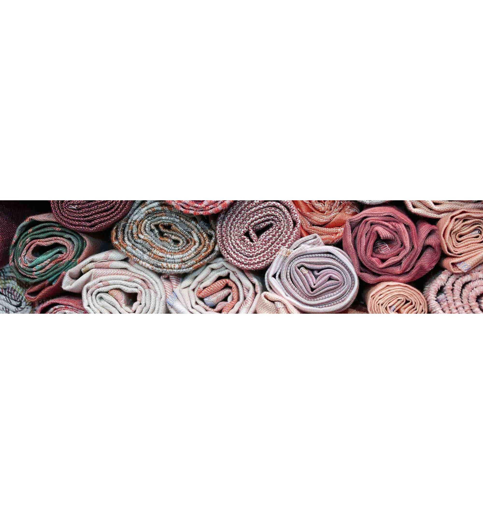 Tissu en soie naturelle - Au Fil de Léontine