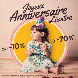Nous déclarons notre mois d'anniversaire officiellement lancé : que la fête commence !! 🥳 🎂   Une ribambelle de remises vous attend au magasin jusqu'à la fin du mois sur une sélection de produits !! 😍 De -10 % jusqu'à -70 % c'est partiiiii ! 🎉  Quoi ? Mais pourquoi ça ne concerne que le magasin ? 🤪 Nous vous avons réservé UNE AUTRE SURPRISE pour le site internet… Mouhaha ! Rendez-vous vendredi !! 😘  #magasindecouture #couturevendee #instacouture #anniversaire #promocouture #coutureaddict #passioncouture #couturedebutant